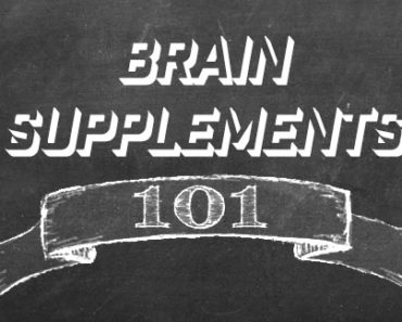 Brain Supplements 101