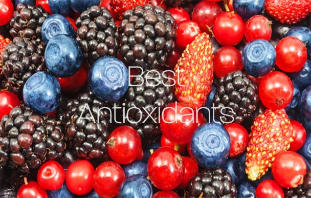 Best Antioxidants and Where to Get Them