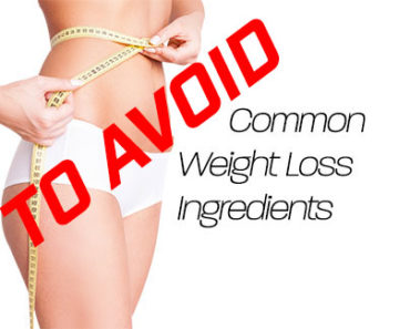 Common Weight Loss Supplements to Avoid