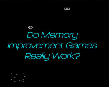 Do Memory Improvement Games Really Work