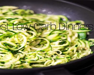 Best Low Carb Dinners