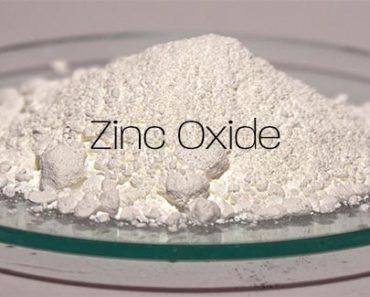Zinc Oxide Benefits