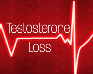 Testosterone loss