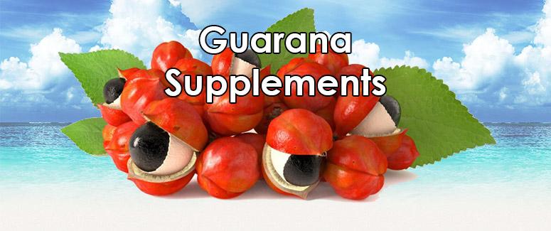 Guarana Supplements