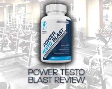 power testo blast