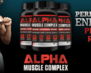 Alpha Muscle Pills