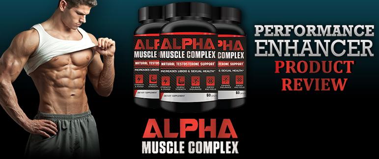 Alpha Muscle Pills