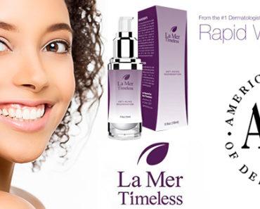 La Mer Timeless Cream