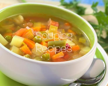 Souping Recipes