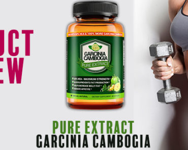 Pure Extract Garcinia
