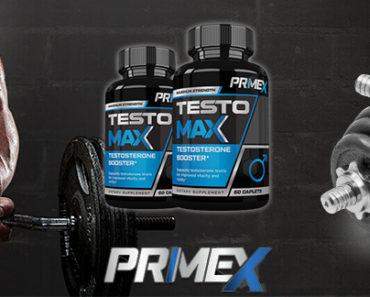 PrimeX Testo Max