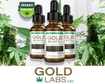Gold Labs CBD Oil